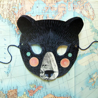 Black Bear Mask