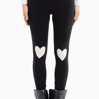 Heart On My Knee Leggings $26