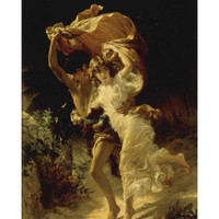 The Storm Giclee Print by Pierre-Auguste Cot at Art.com