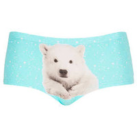 Polar Bear Boypants - Lingerie   - Clothing
