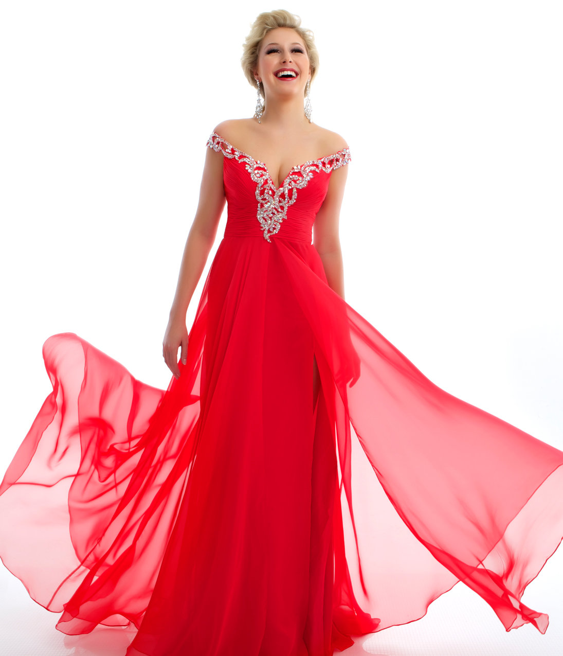 Mac Duggal 2013 Prom Dresses Cherry from Unique Vintage