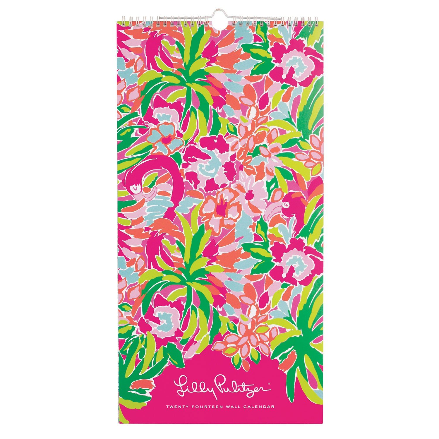Lilly Pulitzer 2014 Wall Calendar from Dormify