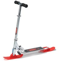 The Street And Snow Scooter - Hammacher Schlemmer