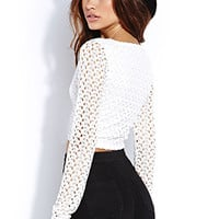 Dainty Crop Top