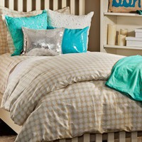 See You &#x27;Round Duvet/Sham Set - Bedding