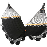 Black Hammock, 100% Cotton