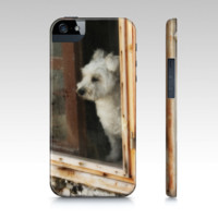 Window Watcher iPhone 5 Case