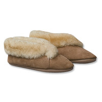 Shearling Wool Slippers / Shearling Warmer Slippers -- Orvis