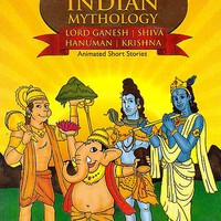 Gods of Indian Mythology (Animated Short Stories) (DVD)