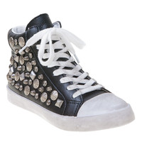 Miz Mooz Women's Savvy High-Top Sneaker | Infinity Shoes