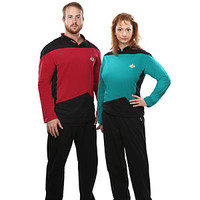 Star Trek TNG Pajama Set