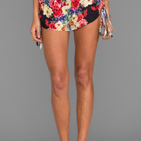 MINKPINK Lacey's Choice Beach Short in Multi