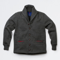 Best Made Company — Shawl Neck Sweater Coat