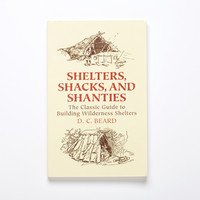 Best Made Company — Shelters, Shacks and Shanties