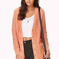 Sugartooth Oversized Cardigan