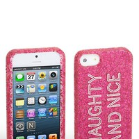 kate spade new york 'naughty and nice' iPhone 5 & 5S Case | Nordstrom