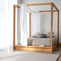 MASH Studios - PCHSeries King Canopy Bed