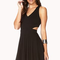 Cool-Girl Cutout Dress