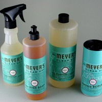 Mrs. Meyer's - Natural Cleaning Products