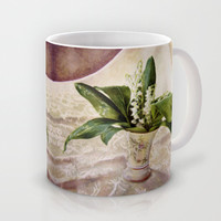 Lily of the Valley Mug by Vargamari