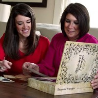 Presents for Mom, Mother & Daughter Letter Book from Treasured Passages
