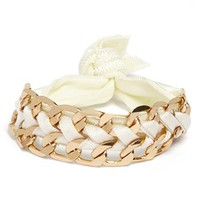 Tasha 'Chain Link' Ponytail Holder | Nordstrom