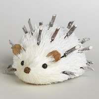 Twig and Paper Hedgehog | World Market