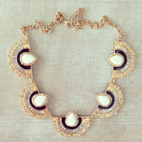 Pree Brulee - Classic Art Deco Necklace