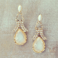 Pree Brulee - Dazzling Wedding Earrings