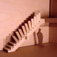 Disappearing Staircase Photos 1 - Disappearing Staircase pictures, photos, images