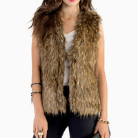 Ellison Ever As Be Fur Vest $84