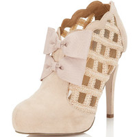 Tullulah Town Shoe - Heels  - Shoes