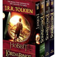 J.R.R. Tolkien 4-Book Boxed Set: The Hobbit and The Lord of the Rings, J. R. R. Tolkien, (9780345538376). Mass Market Paperback - Barnes & Noble