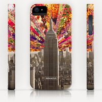 iPhone Case - Blooming NY - by Bianca Green