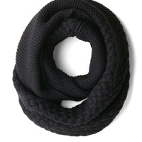 Chill Out on the Town Scarf in Black | Mod Retro Vintage Scarves | ModCloth.com