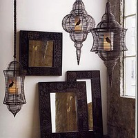 Roost Bird Cage Lamps at Velocity Art And Design