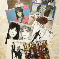 Vintage Collection of Records: Groups with Ladies who Rock