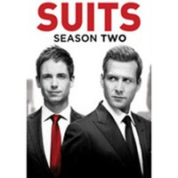 Suits: Season 2 DVD (Widescreen)