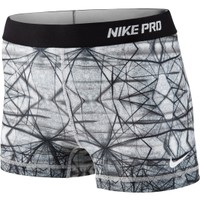 "Nike Women's Pro 2.5"" II Compression Shorts"