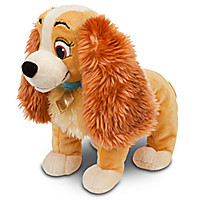 Lady and the Tramp Plush | Disney Store