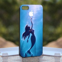 Aplle Ariel Mermaid - Design available for iPhone 5