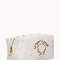 Makeup Junkie Cosmetic Case