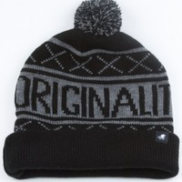 Glamour Kills Clothing - Originality Is Dead Beanie