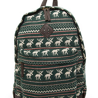 Fresh Fair Isle Backpack