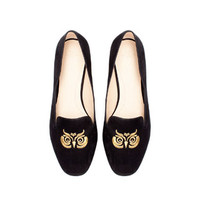 OWL SLIPPER - Trf - Shoes - WOMAN | ZARA United States