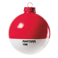 Seletti Pantone Holiday Ornament Bauble : Hemingway and Pickett
