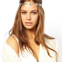 ASOS Grecian Leaf Hairband