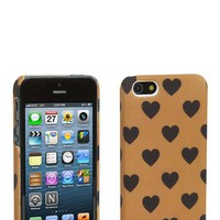 Tri-Coastal Design 'Heart' iPhone 5 Case (Juniors) | Nordstrom
