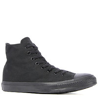 The Chuck Taylor All Star Hi Sneaker in Black Monochrome