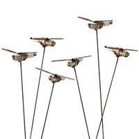 Plug Bug Stakes - Set Of 6